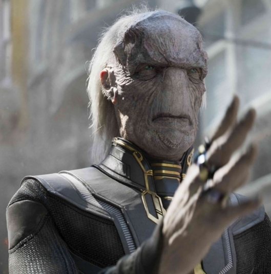 The Amazing Telekinesis Skills of Ebony Maw | Psion Training